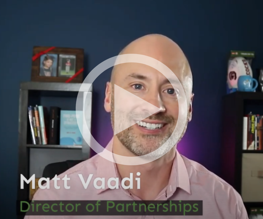 Digital Marketing Director of Partnership: Matt Vaadi